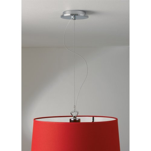 PENDANT SUSPENSION POLISHED CHROME - ASTRO 7070