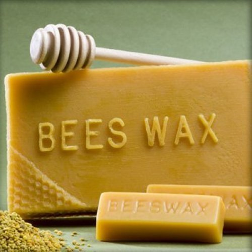 1 Lb Raw Yellow Beeswax Unbleached Great For Many Uses