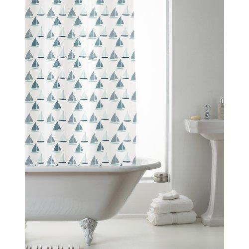 Country Club Shower Curtain Sails 180 x 180cm