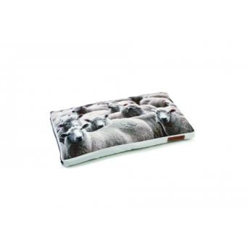 Beeztees Rest Cushion Sheep Beige 68x38x4cm
