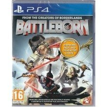 Playstation 4 Battleborn (PS4) BRAND NEW