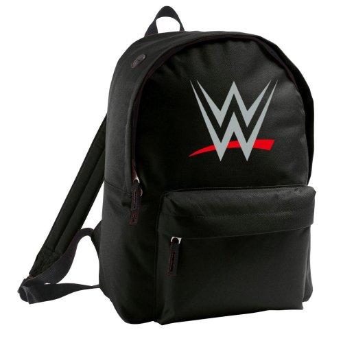 WWE RAW Silver Logo Rider Backpack