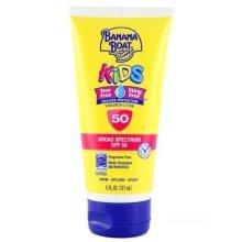 Banana Boat Kids Tear Free SPF 50 Sunscreen, 6FL oz