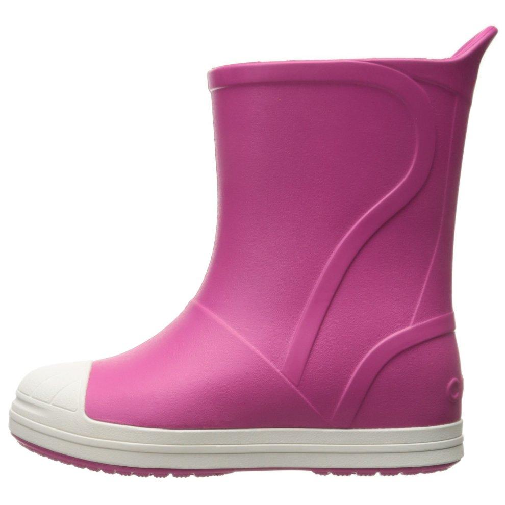 8293c5238 ... Crocs Bump It Boot Kids Rain (Candy Pink Oyster)