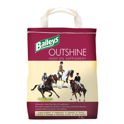 Baileys Outshine High Oil Horse Supplement