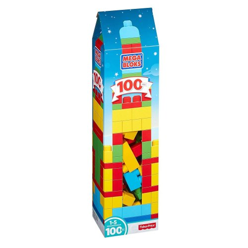 Mega Bloks 100 pcs Sky High Building