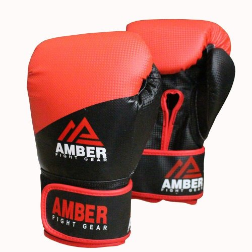 AFG Boxing MMA Kickboxing Hook & Loop Training Sparring Gloves