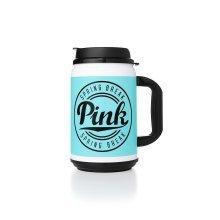 Victoria's Secret Pink Nation Chug Mug TEAL