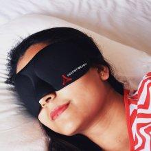 DREAMTIMEJOY 3D Eye Mask/Sleeping Mask Blindfold for Men Women UNISEX