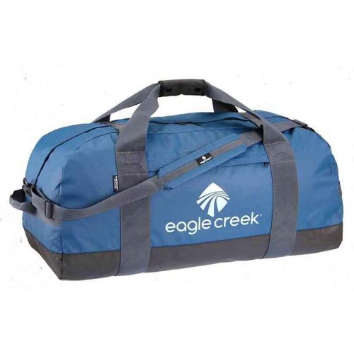 Eagle Creek No Matter What WEEKENDpoint Duffel (Size Large) Slate Blue