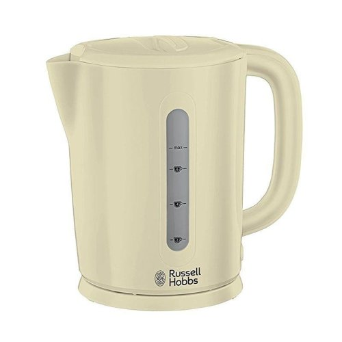 Russell Hobbs Darwin Kettle 1.7 Litre 2200 W - Cream (Model No.21473)