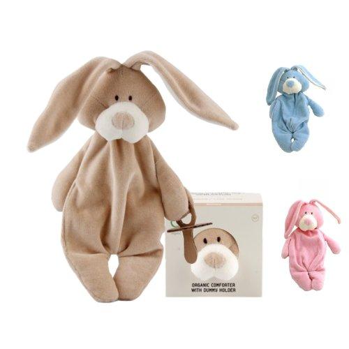 Wooly Organic Comforter Bunny