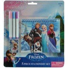 Frozen Dry Wipe Board and Pen Set