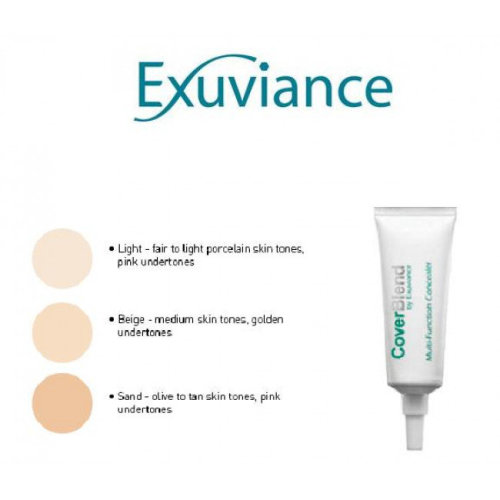 Exuviance Coverblend Multi Function Concealer Beige 15g