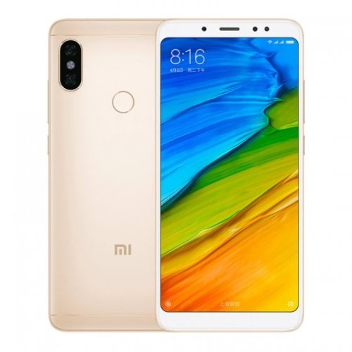 XIAOMI Redmi Note 5 32G (3G RAM) Gold