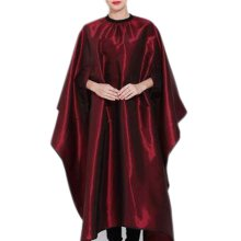 Haircut Apron Hairdressing Gown Design Hair Cutting Cape Cloth Wrap Protect Hair