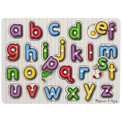 Melissa & Doug See Inside Puzzle - Alphabet
