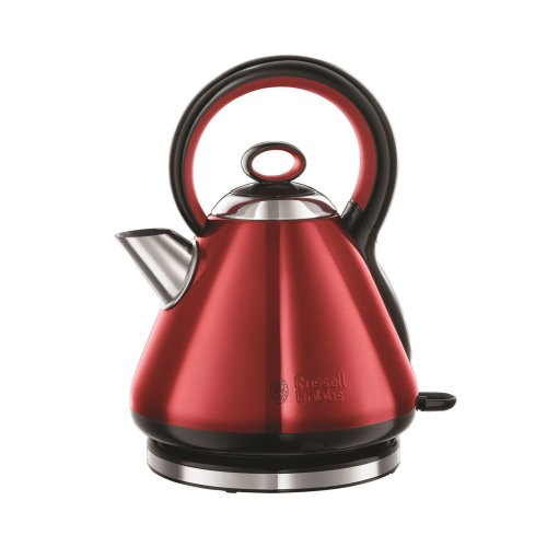 Russell Hobbs Legacy Kettle 21881, 3000 W - Red