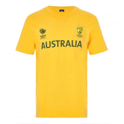 ICC Champions Trophy 2017 - Australia Cricket T-Shirt