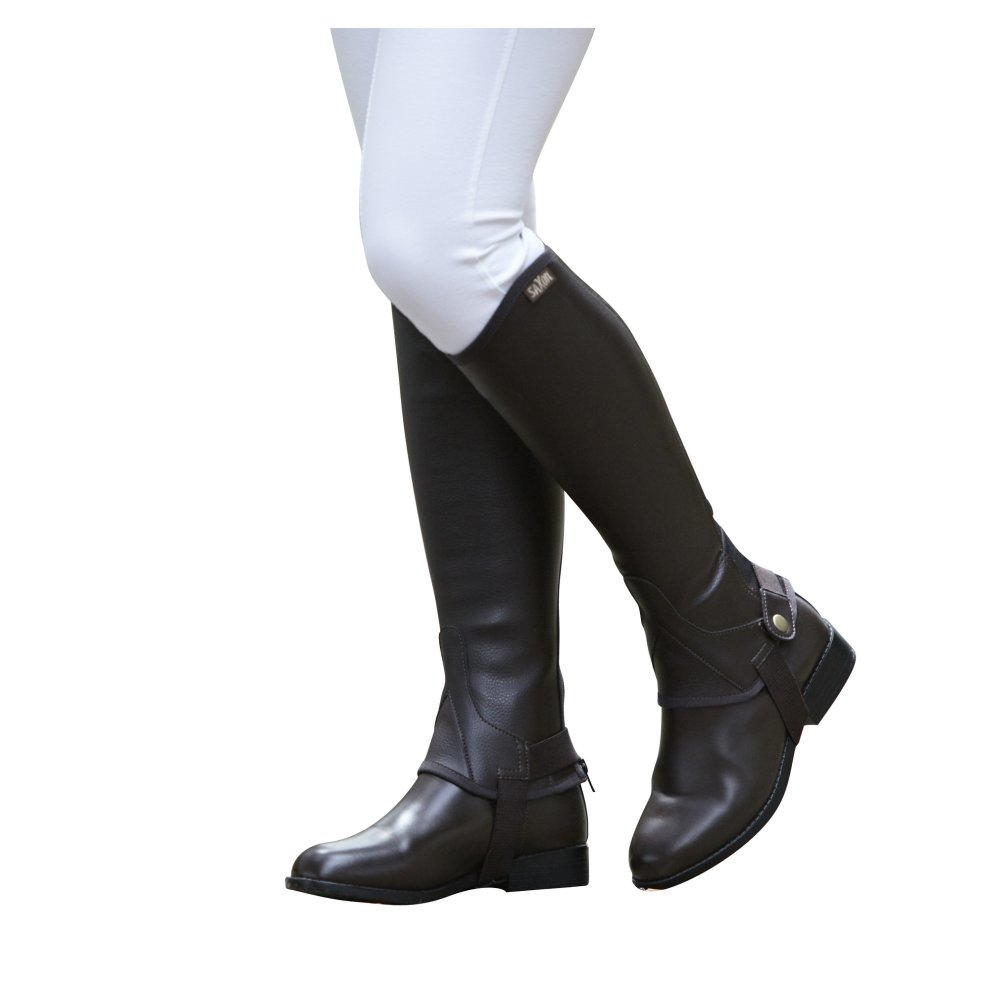 Intrepid International NEW Wooden Boot Pulls for Tall Riding Boots