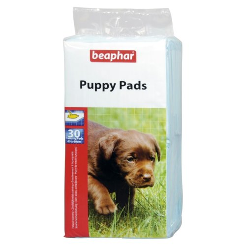 Beaphar Puppy Pads 30pk (Pack of 6)