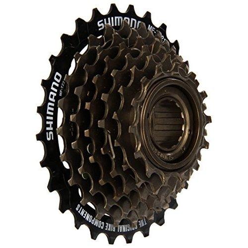 Shimano Mf Tz21 14 28 Teeth 7 Speed Freewheel