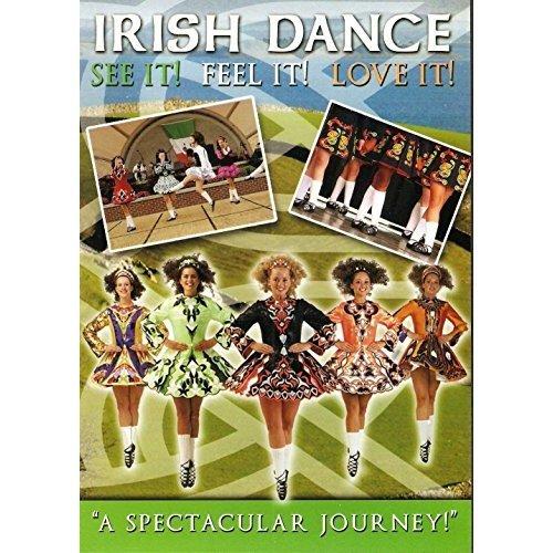 Irish Dance: See It! Feel It! Love It! [DVD] [DVD]