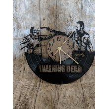 Walking Dead 2 Vinyl Record Clock home decor gift