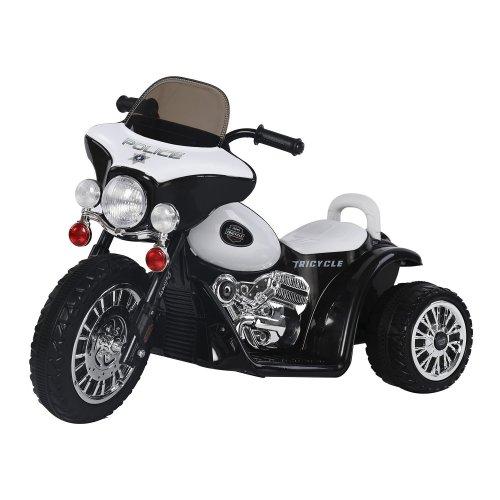 Homcom Kids' Electric Motorbike Ride-On Toy