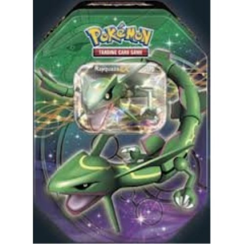 2012 Pokemon Dragons Exalted Rayquaza-EX Legendary Collector's Tin - Pokemon Black & White