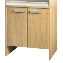Vivexotic Viva+ Cabinet Small Oak 575x490x645mm