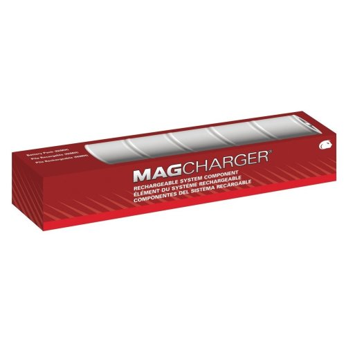Maglite rechargeable 6v NiMH battery Mag Charger system