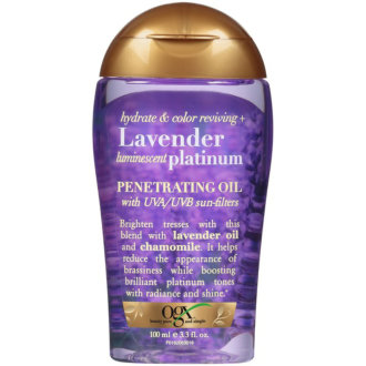 OGX Hydrate & Color Reviving Penetrating Oil, 3.3 oz
