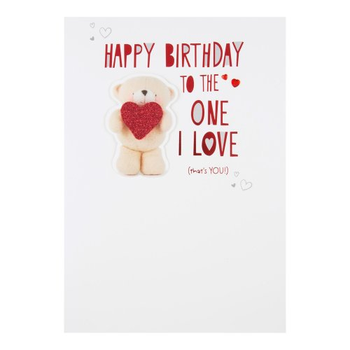 Hallmark Forever Friends One I Love Birthday CardThats You