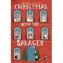 Christmas with the Savages (A Puffin Book) (Paperback)