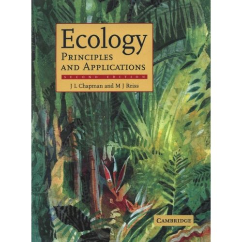 Ecology: Principles and Applications (Paperback)