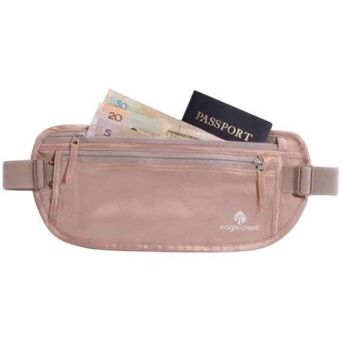 Eagle Creek Silk Undercover Money Belt (Rose)