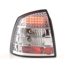 Led Taillights Opel Astra G 3/5-dr Year 98-03 chrome