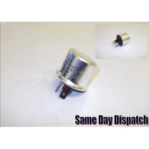 2 Pin 5w Flasher Unit Relay Vintage British Cars 1968 1969 1970 1971 1972 - 1979