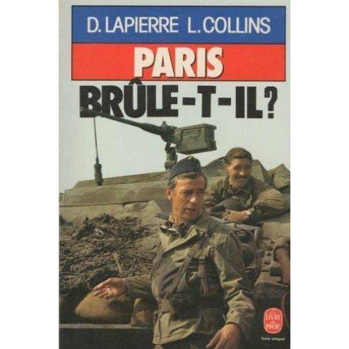 Paris Brule-t-Il?