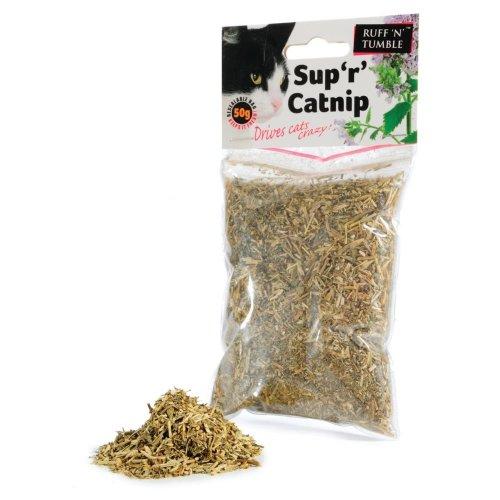 Sharples 'n' Grant Natural Sup 'r' Catnip (50g)