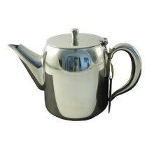 Sabichi 1900ml Stainless Steel Classic Teapot -  classic stainless steel teapot sabichi 1900ml