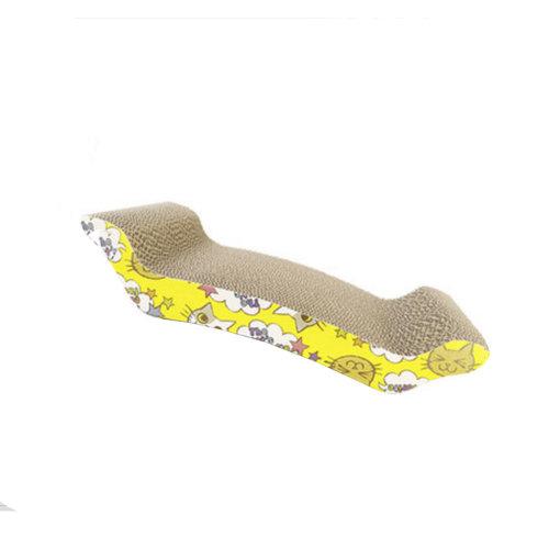 Animals Favorite Cat Scratcher Cardboard- Cat Claws Care Toy Scratcher Bed Mat,#6