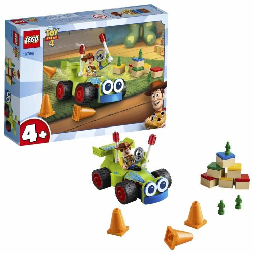 LEGO Toy Story 4 Woody & RC Set with Minifigure - 10766