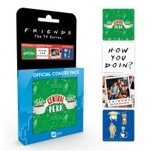 Friends Mix Coaster Pack
