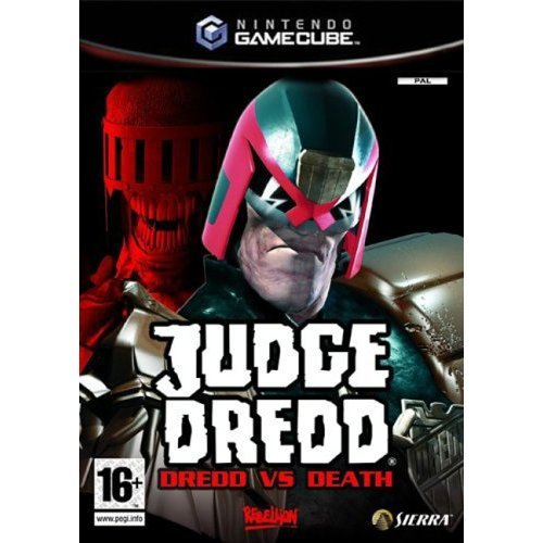 Judge Dredd: Dredd vs Death (GameCube)