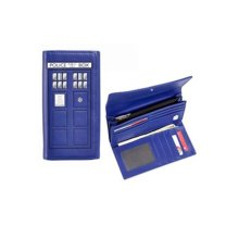 Doctor Who Large TARDIS Wallet Purse