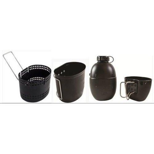 BCB CN015A Crusader Mk II Cooking System 4 Piece Set