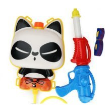 Pumping Large-capacity Water Pistol Water Beach Toys,Panda