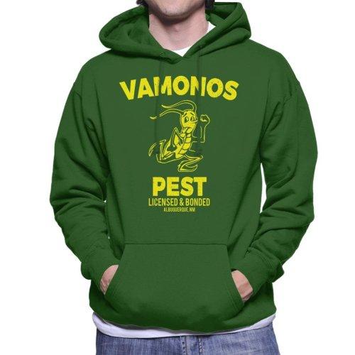 Breaking Bad Vamonos Pest Men's Hooded Sweatshirt